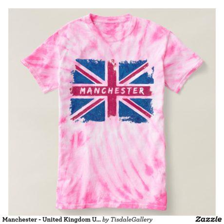 Pink Tie-Dye T-shirt