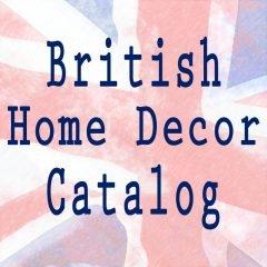 British Home Decor Shop Category Icon
